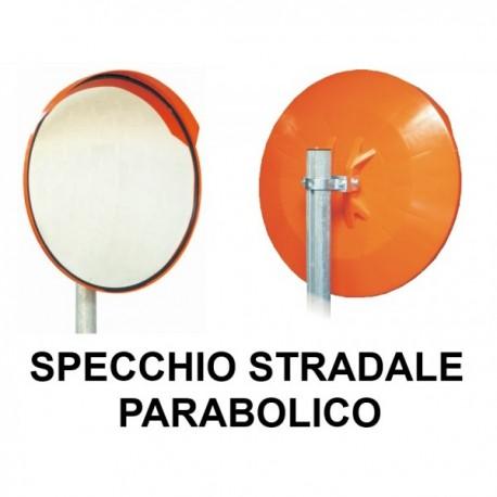 Specchio parabolico stradale D.50