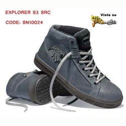 Upower Scarpa di Sicurezza Explorer S3