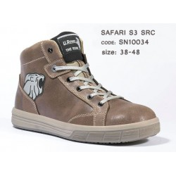 Upower Scarpa di Sicurezza Safari S3