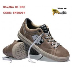 Upower Scarpa di Sicurezza Savana S3