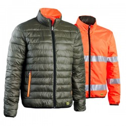 Giacca Reversibile Padded Jacket