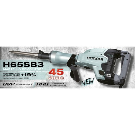 Hitachi Martello demolitore H65SB3